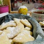 Пісне лимонне печиво — неповторний післясмак!