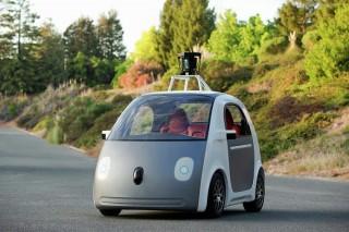 Google создаст самоуправляемый автомобиль без руля и педалей