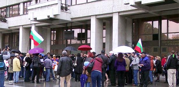 Нов протест за чист въздух в Русе