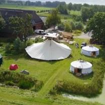 Zelfoogsttuin Ten Boer is onderdeel van cooperatie Woldwijk - www.woldwijk.nl