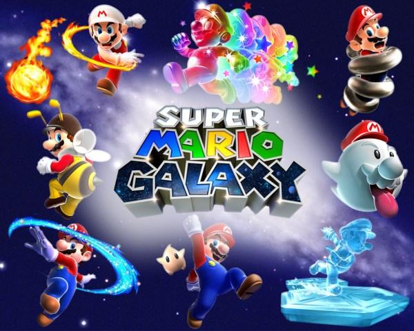 Gaming Post 11: Super Mario Galaxy – Gamer Zelgerath