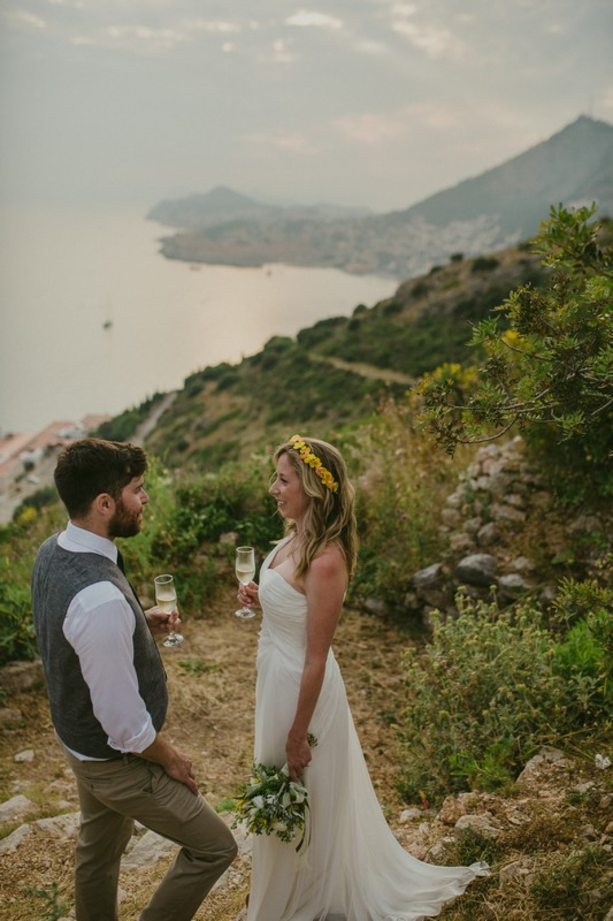 dubrovnik park orsula elopement wedding