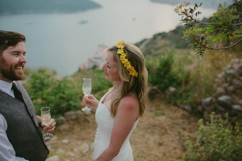 dubrovnik park orsula elopement wedding