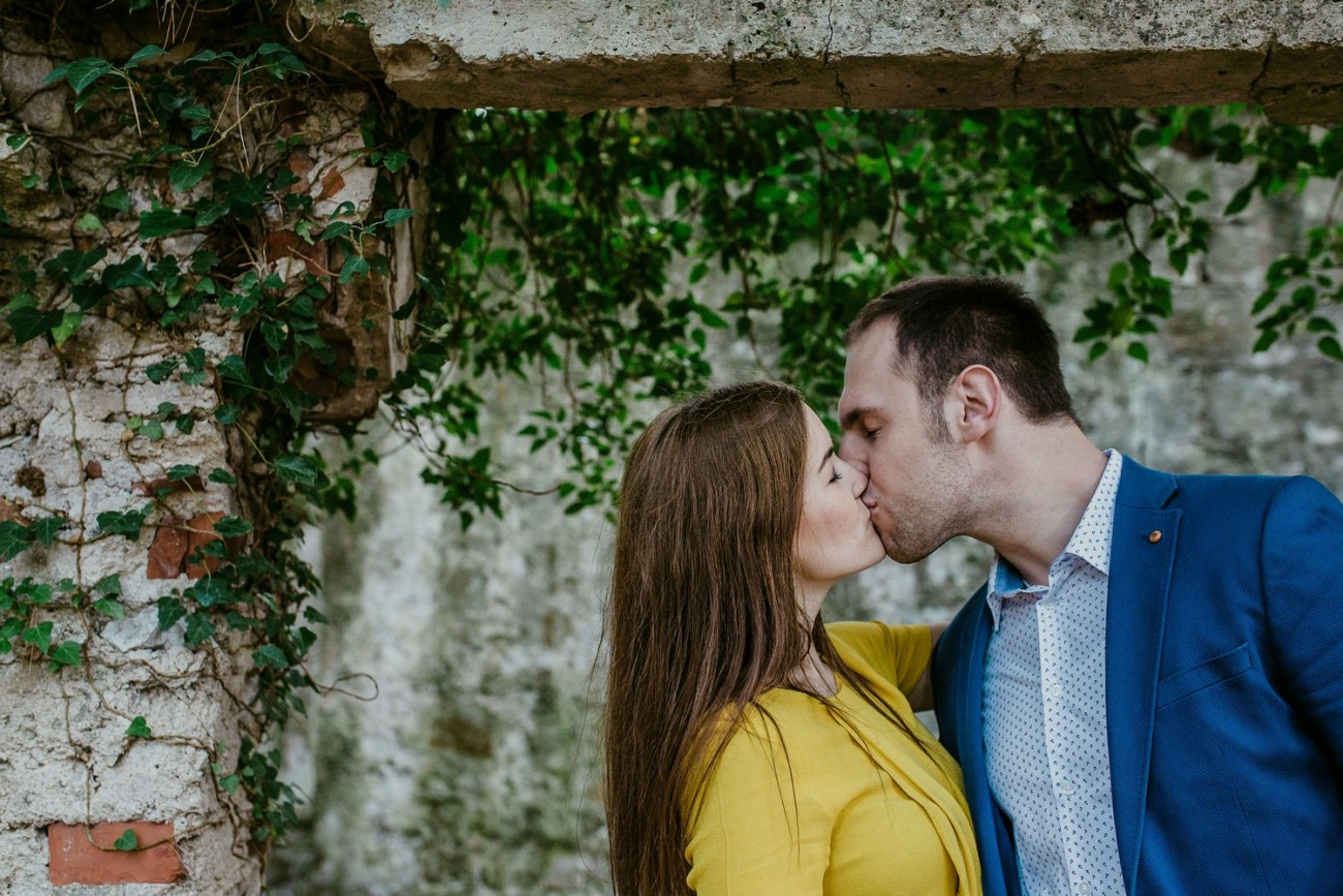 hill srđ dubrovnik croatia engagement session