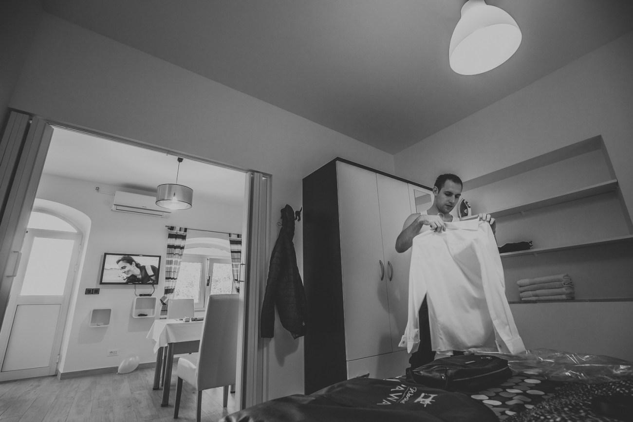 dubrovnik croatia wedding groom dressing
