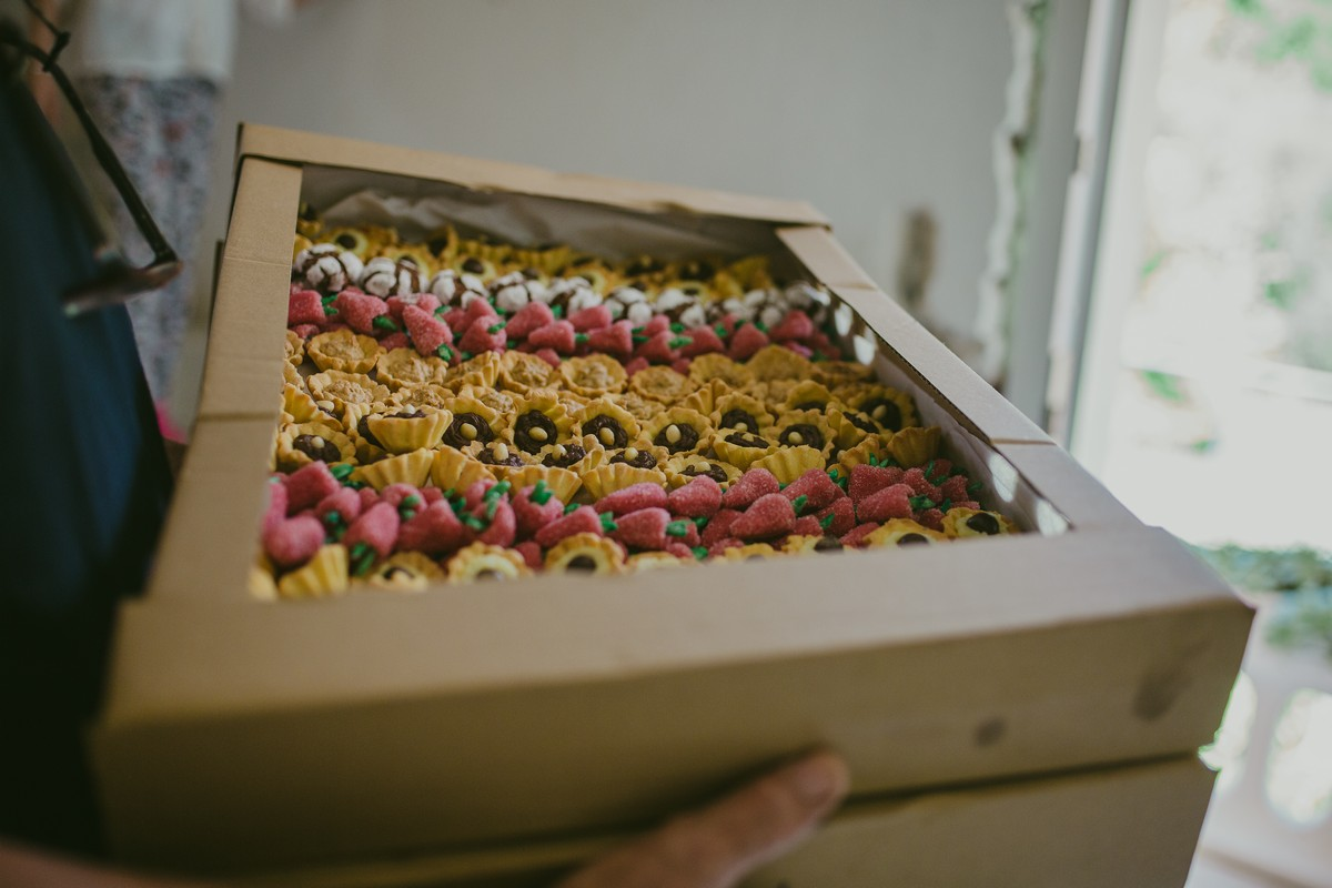 wedding sweets in croatia