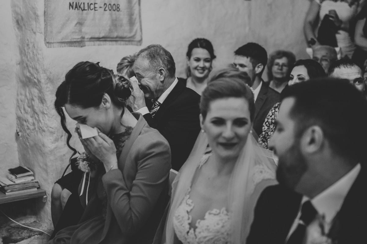 naklice church happy tears