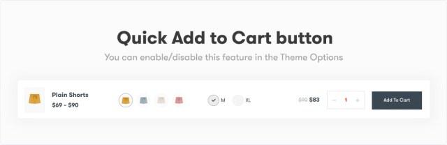 Zella - WooCommerce AJAX WordPress Theme - RTL support - 1