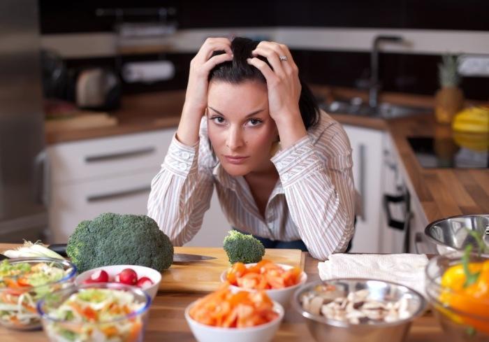 Набрала вес из за стресса как сбросить
