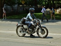 Biker chick in Toronto_6413983453_l