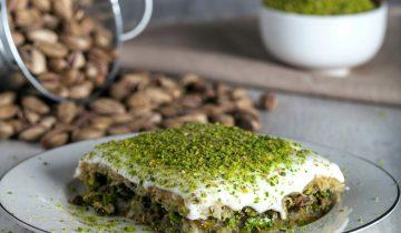 Kunafa Turque la recette facile pour votre table