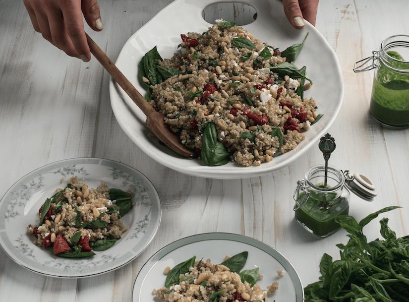 italian quinoa dan churchill