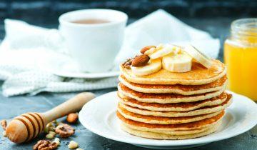 Recette : Pancake Healthy