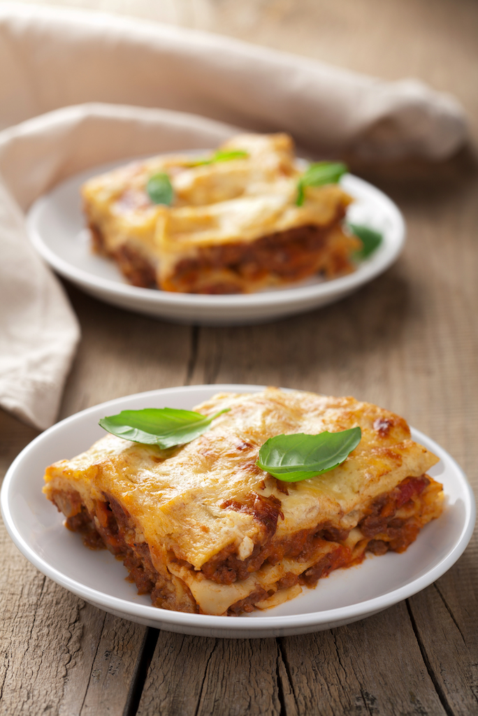 lasagne keto