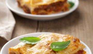 Lasagne sans gluten : Recette Keto