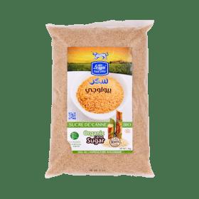 sucre de canne bio