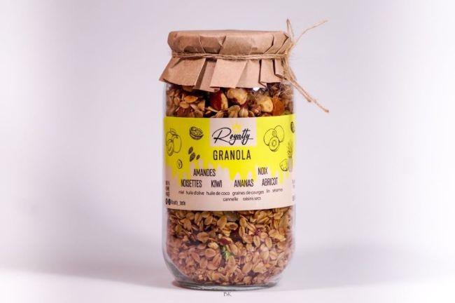 granola tunisie