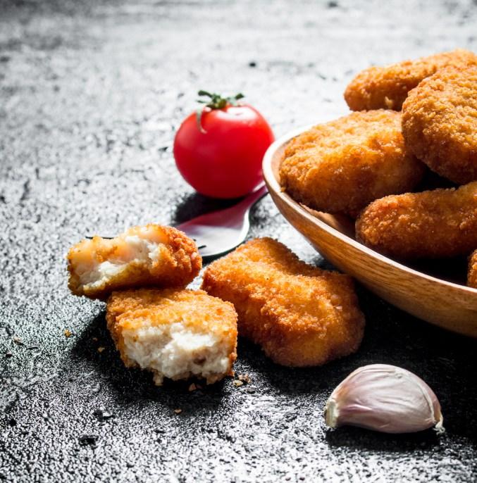 recette nuggets macdo
