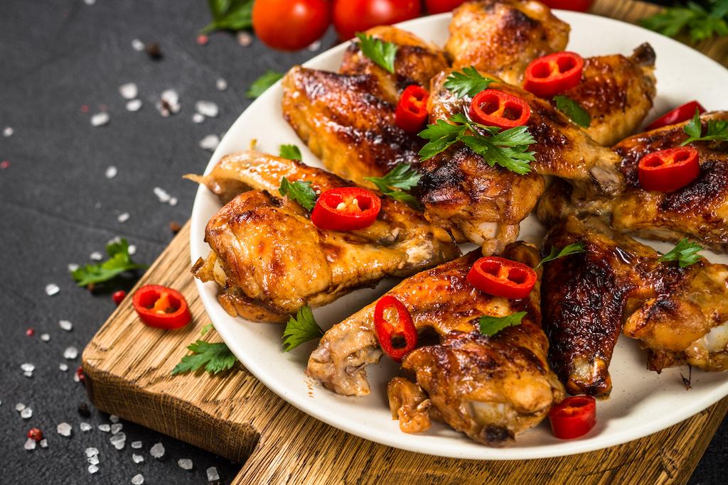 recette keto poulet