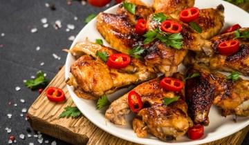Recette keto : Une marmite de poulet et de légumes