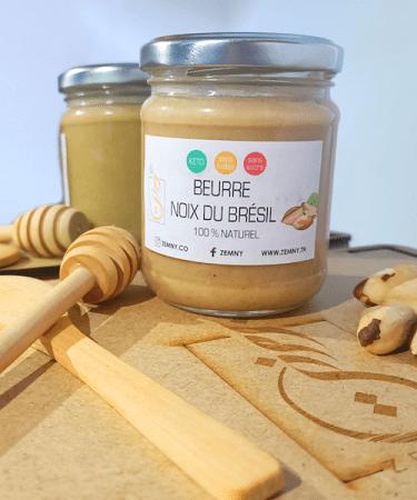beurre de noix de bresil