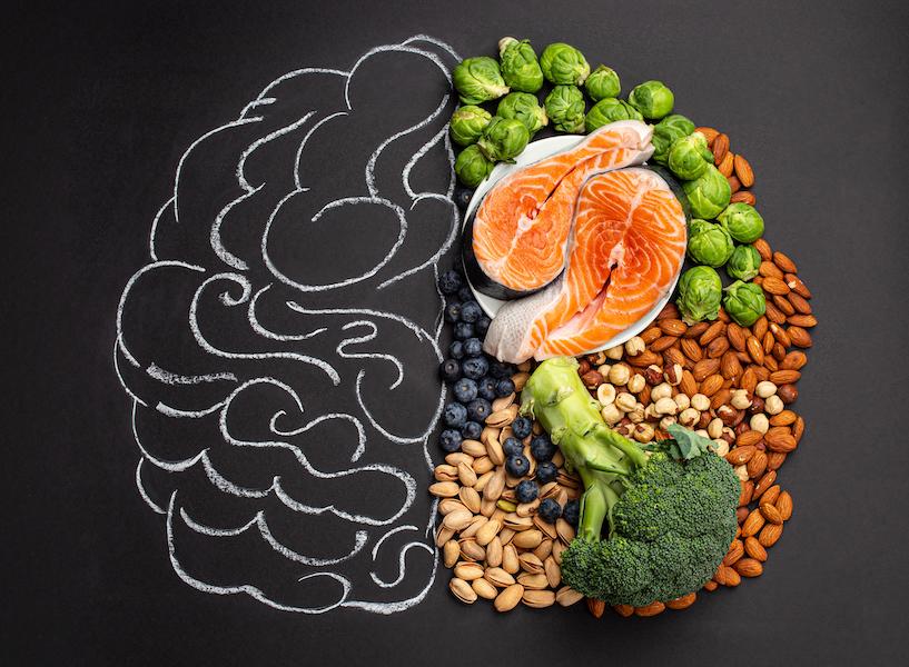 aliments pour memoire et concentration