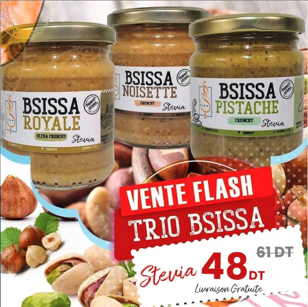 Vente Flash Bsissa Tunisie Zemny