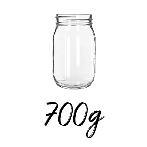 700 g