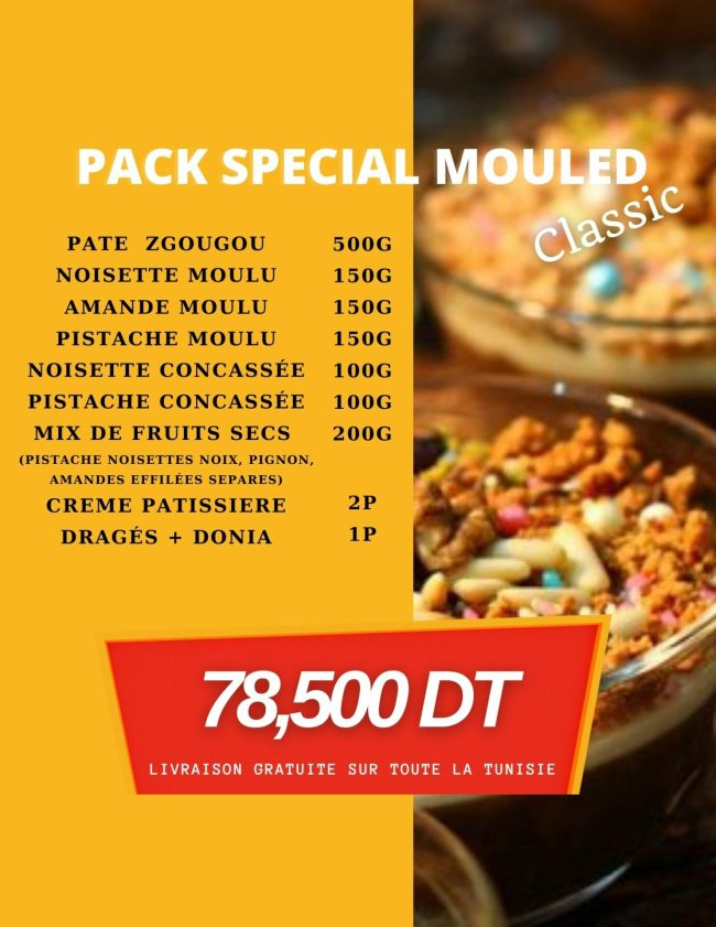 PACK MOULED CLASSIC ZEMNY