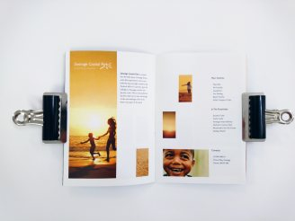 Shorefield Camps brochure