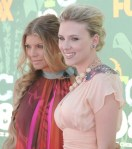 Fergie,Scarlett Johansson