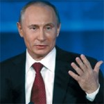 """Putin përkrahë Serbinë në """"betejën për Kosovën"""""""