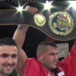 Nuri Seferi kampion Evropian në WBO, gëzon shqiptarët anë e mbanë botës