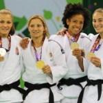 """Nora Gjakovës iu """"mohua"""" medalja e arit (Video)"""