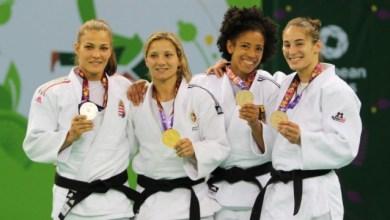 """Photo of Nora Gjakovës iu """"mohua"""" medalja e arit (Video)"""