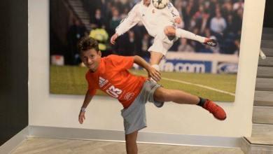 Photo of 13 vjeçari Donart Sadiku nga Gostivari, drejt fushës së Real Madridit në Spanjë