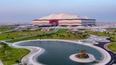 """Photo of """"Botërori 2022"""", pamjet mahnitëse të stadiumit në Katar"""