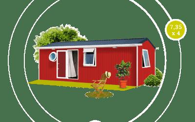 O'HARA 734 2CH – Mobil home neuf – Gamme LOCATIVE