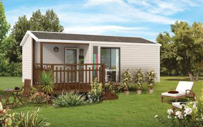 RIDOREV MALAGA DUO COMPACT – Mobil home neuf – Gamme Panoramique