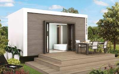 RIDOREV OTELLO SOLO – Mobil home neuf – Gamme Alternatifs – Nouveauté 2017