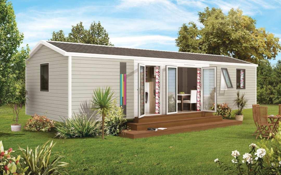 RIDOREV GENOA TRIO ESPACE – Mobil home neuf – 39 990€