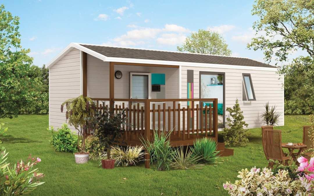 RIDOREV MALAGA DUO – Mobil home neuf – 26 100€