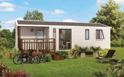 RIDOREV NIRVANA TRIO – Mobil home neuf – 27 500€