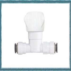 SPEEDFIT robinet d'arrêt - J36/15– pièce détachée anglaise – Zen Mobil homes