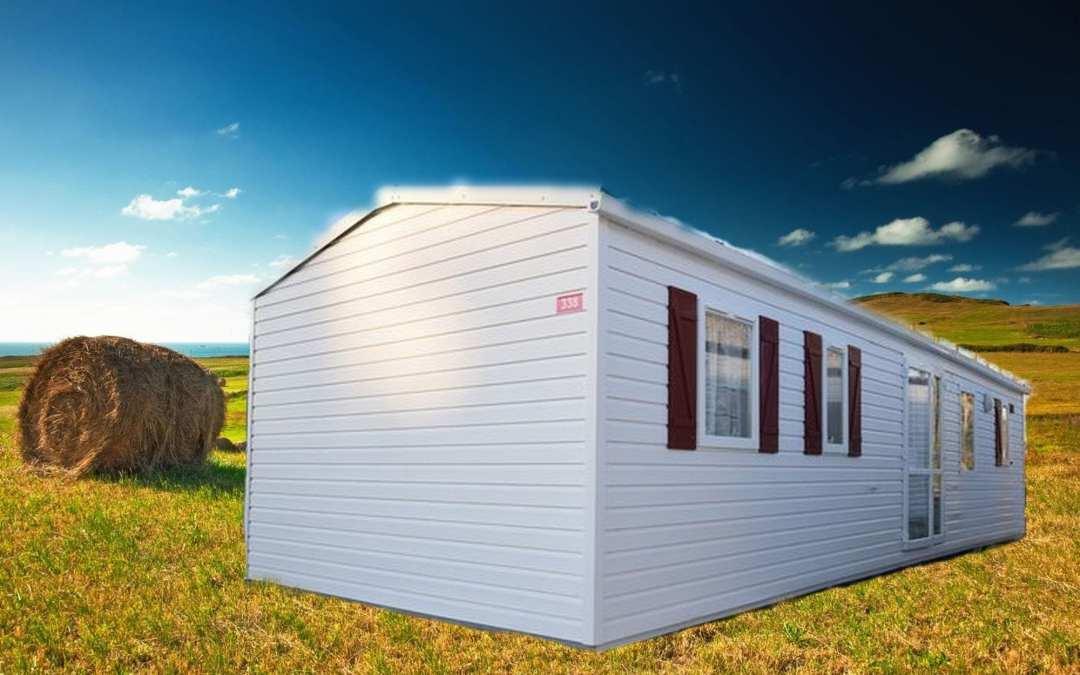 Irm Hacienda – Mobil home d'occasion – 19 000€