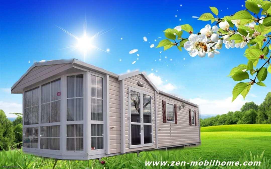 Irm Buena Vista – Mobil home d'occasion – 24 000€ – Panoramique