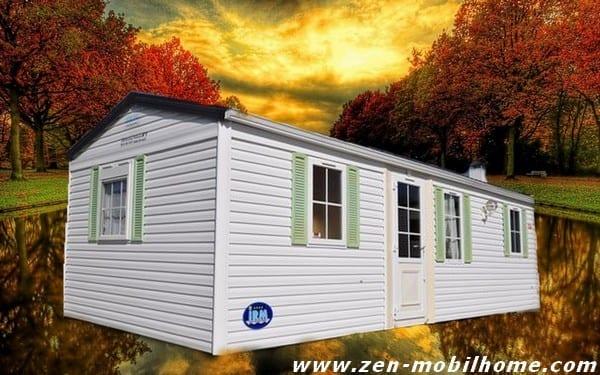 Irm Rubis – Mobil home d'occasion – 11 000€ – NOUVEAUTE