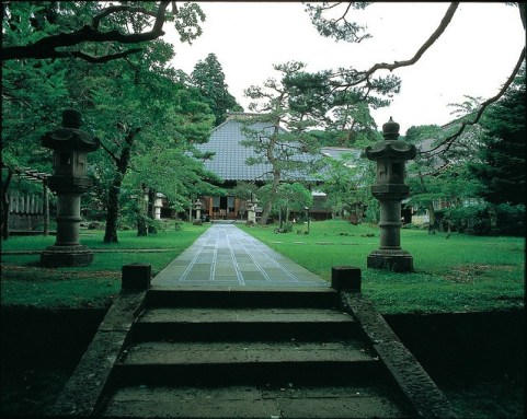Bild des Sokoji-Klosters