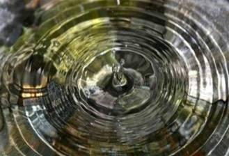 Einsicht - unruhiges Wasser