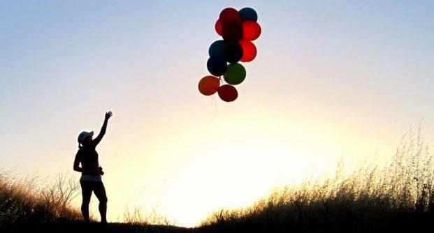 Loslassen - Schlüssel zum Glück